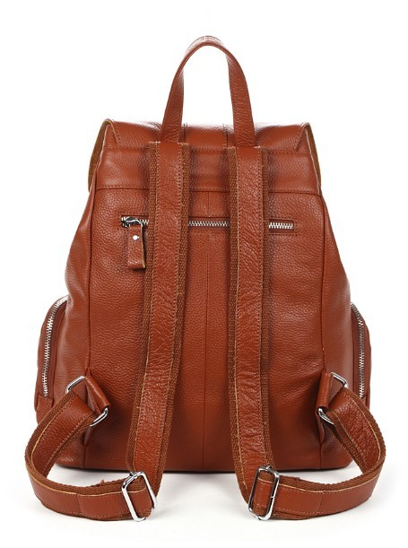 Backpack purse leather, backpack shoulder - BagsWish