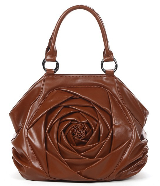 Leather handbags purse, leather satchel handbag - BagsWish