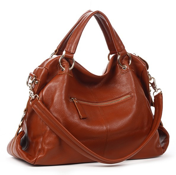 Brown Leather Handbags for Women