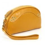 yellow Best clutch bag