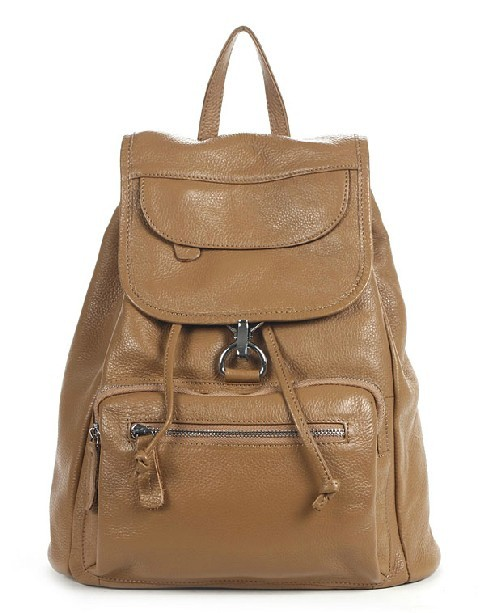 Best backpack purse, black leather back pack - BagsWish
