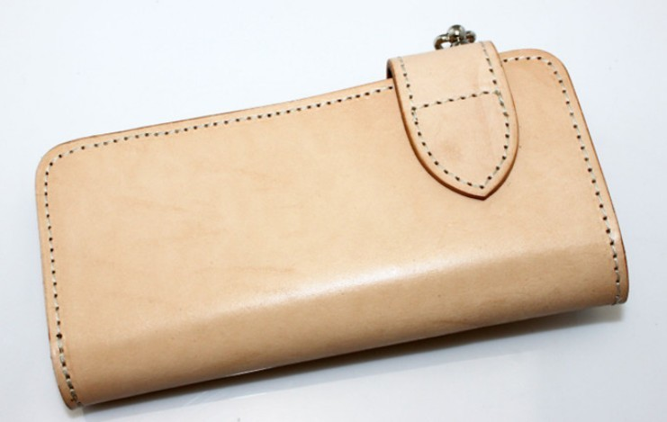 Quality Leather Wallet Womens Handmade Bag
