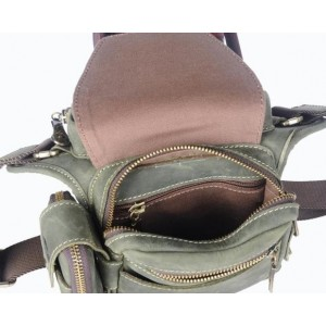 vintage Travel waist bag