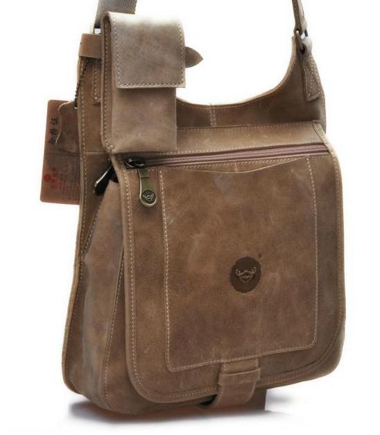 Messenger Bag Leather Purse Bagswish
