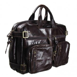 coffee High quality briefcase