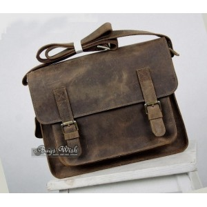 cowhide Leather briefcases for men