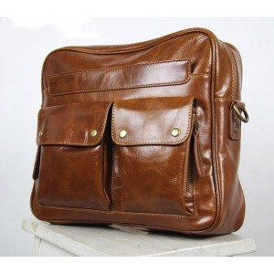 brown Over shoulder messenger bags