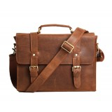 vintage Lawyers briefcase