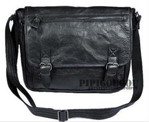 Black Leather Over The Shoulder Bags – Shoulder Travel Bag