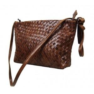Leather messenger bag for women, messenger bag womens