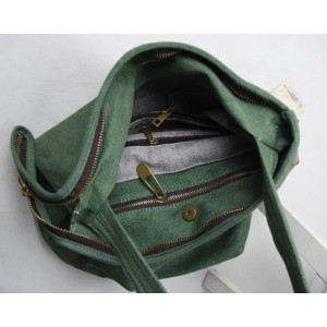 canvas Messenger bags