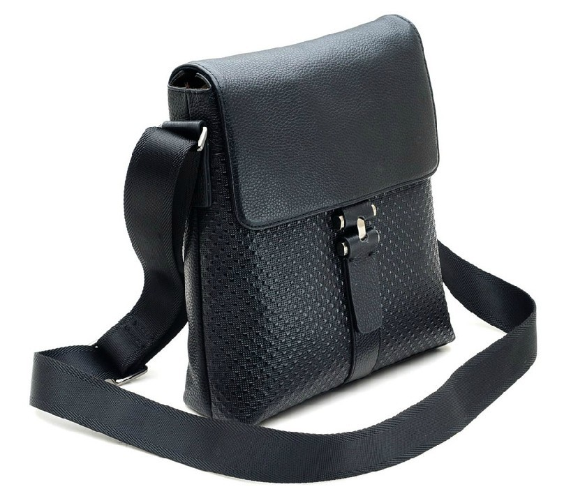 Leather man bags, men messenger bags - BagsWish