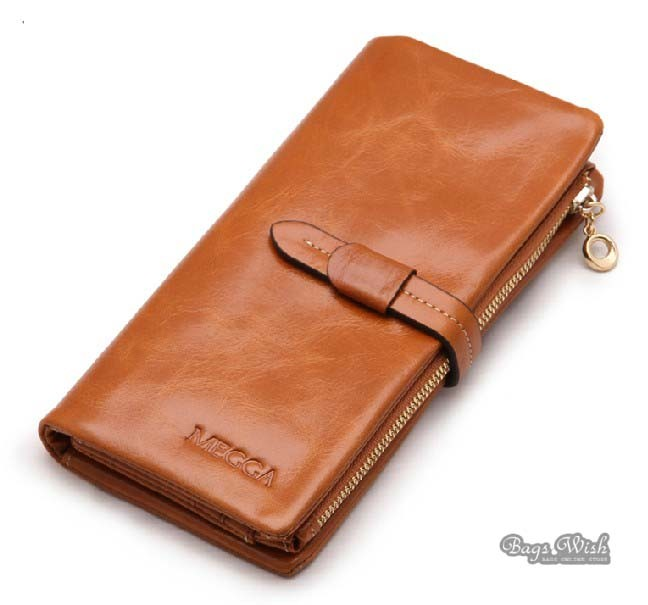 Leather wallets for ladies