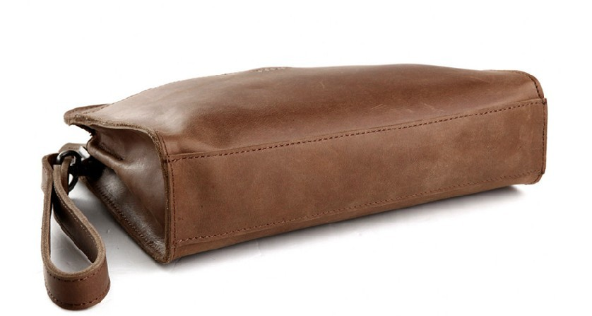 Mens Leather Clutch Bag