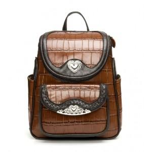 Stylish leather backpacks, vintage backpack