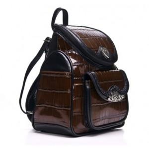 girls vintage backpack