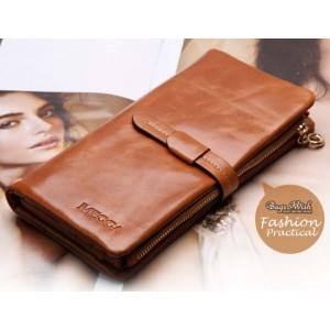 brown Ladies wallet