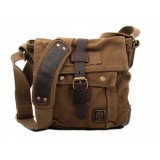 IPAD casual canvas shoulder bag