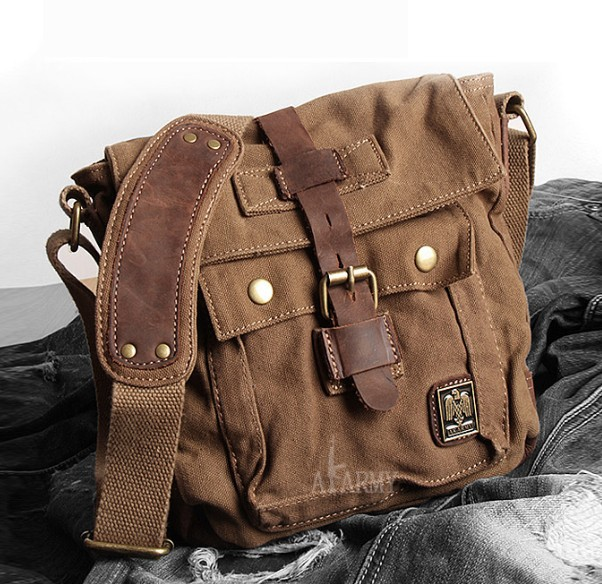 f801aaf957 ... shoulder bag  canvas messenger bag men ...