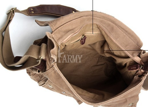 0f46ae2353dc ... casual canvas shoulder bag  vintage small canvas messenger bag men ...