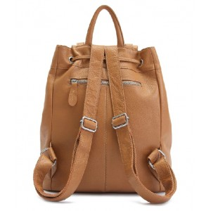 apricot Cute girl backpacks