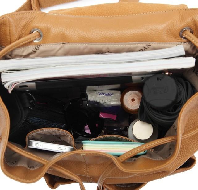 f8ee0365da2487 ... apricot Cute girl backpacks; apricot daypack backpack ...