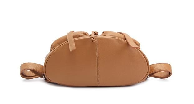 0d77a96a6b2bcf ... cowhide Cute girl backpack; cowhide daypack backpack ...