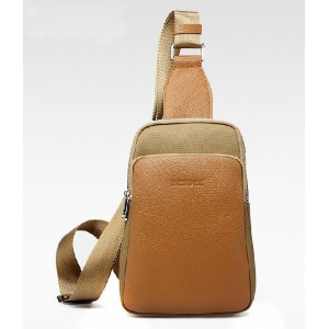 Sling bags for men, shoulder sling bag