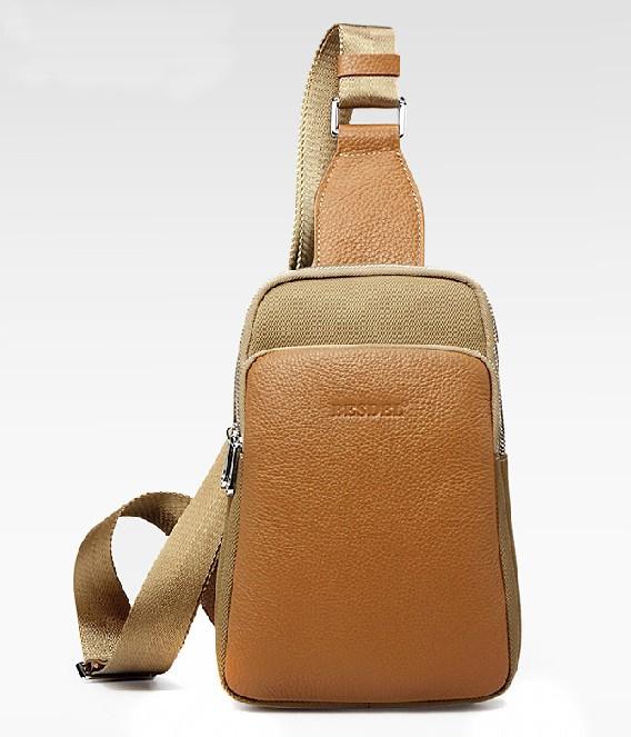 Sling bags for men, shoulder sling bag - BagsWish
