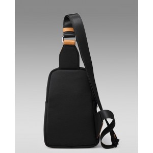 Sling bags for men black