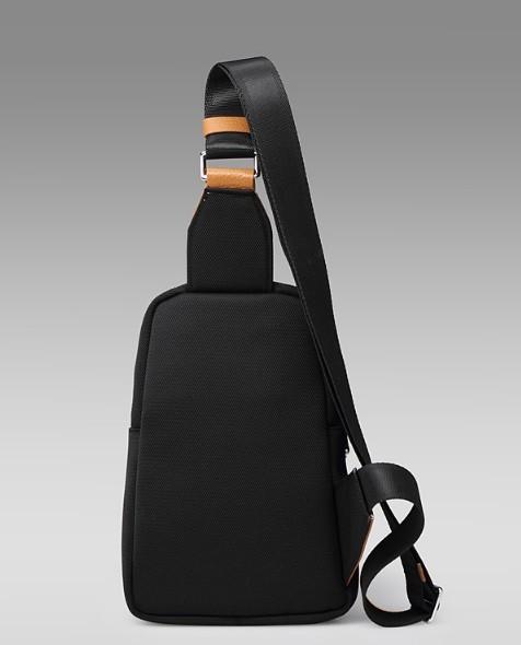 Top recommend Numanni 892# laptop Message/Backpack/Shoulder bag for Men,fashion design 3 in 1 Multi-purpose bag,Free shipping