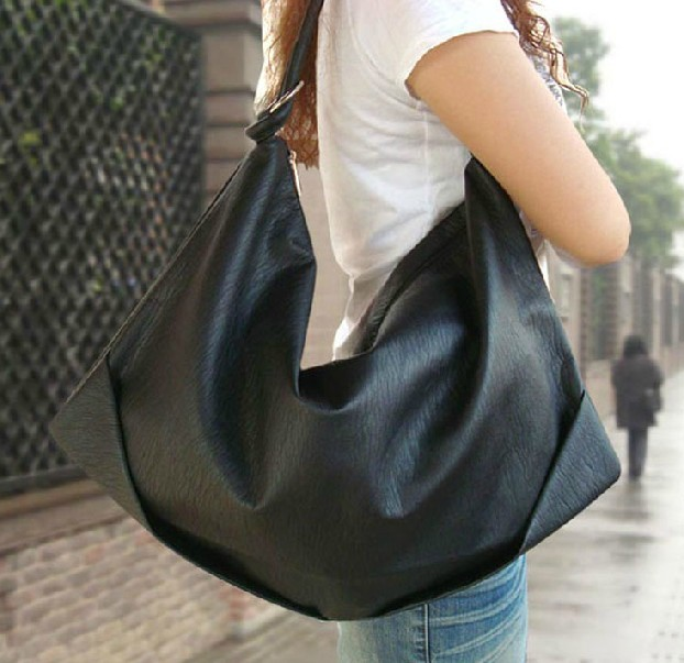 PU handbag for women, hobo bag - BagsWish