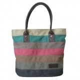 Canvas totes for women, womens shoulder bag