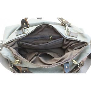 canvas women shoulder bag