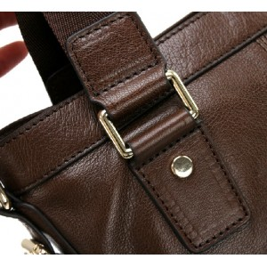 brown luxury briefcases