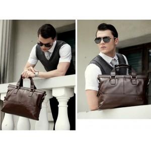 mens 14 inch laptop bag briefcase