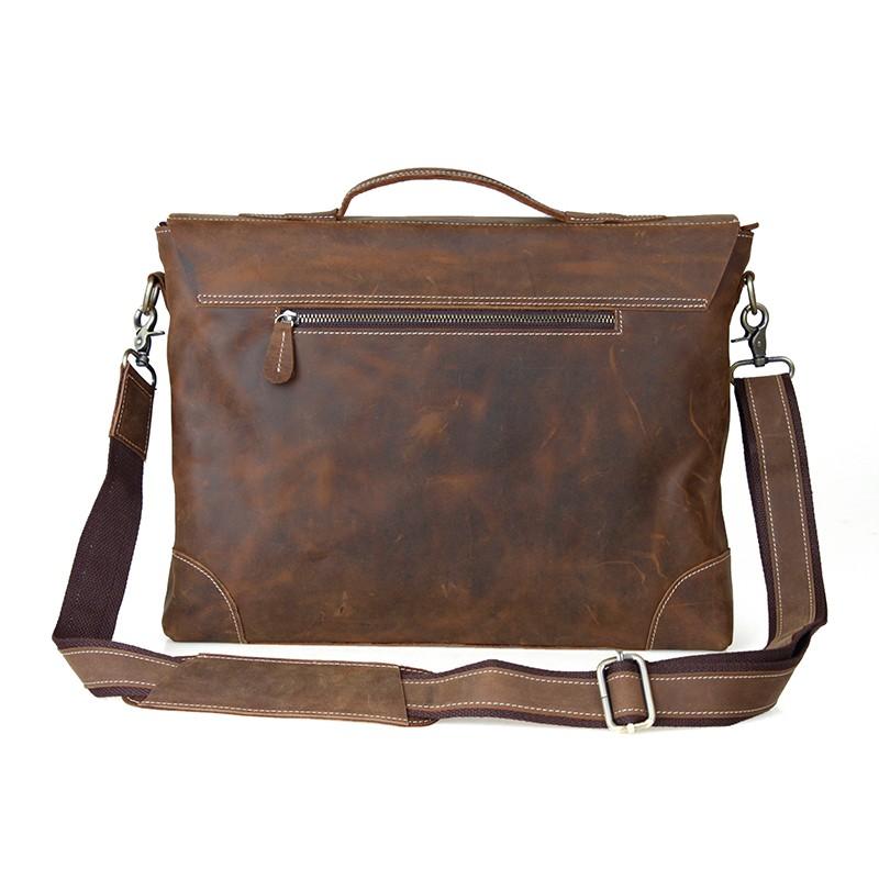 ... brown 16 laptop computer bag ... 8be08f103a0