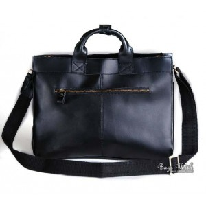 15 inch leather mens laptop bag