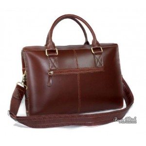 14 inch leather laptop bag