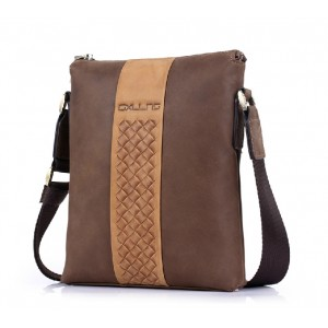 Leather bag, over the shoulder bag