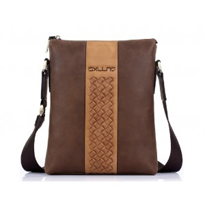 brown over the shoulder bag