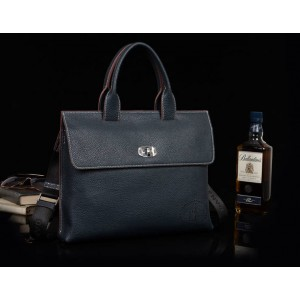 Blue ipad shoulder bag
