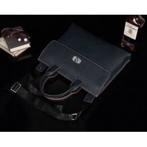 ipad Cowhide shoulder bag