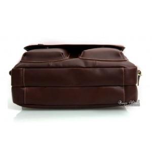 Vintage briefcase for men