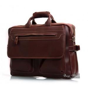 """16"""" laptop shoulder bag"""
