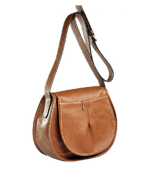 Leather hobo handbag, leather bags for women - BagsWish