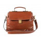 Discounted natural leather handbags