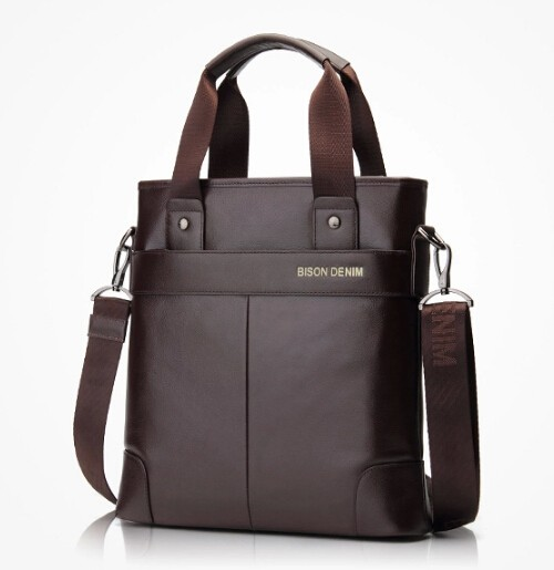 Check out models in a variety of materials from durable nylon to supple leather. Looking for a sporty duffle that can do double duty as an exercise buddy or travel companion? Buy a style from one of the collections of colorful men's bags and backpacks.