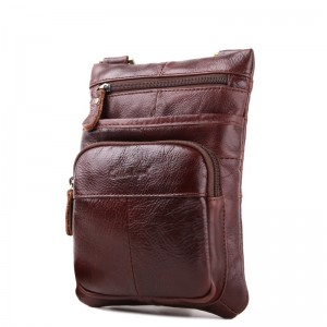 Man's messenger bag, Stylish fanny pack