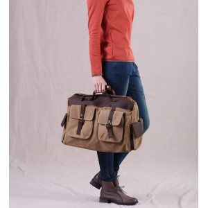 Large Traveling canvas bags